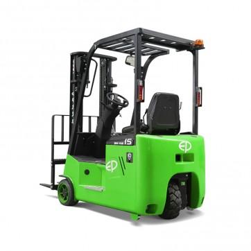 CPD15LE1.5吨三支点锂电池平衡重叉车